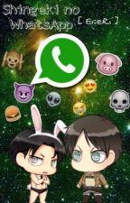¡Shingeki No WhatsApp, EreRi!  by ValithaCat