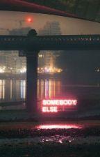 somebody else - phan by timeforgone