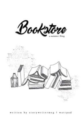 Bookstore   ✓ by StoryWriterMeg