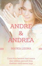 Andre & Andrea by NaykaLeona
