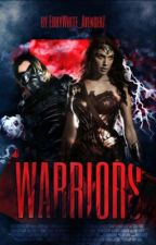 Warriors •Bucky Barnes• by EbbyWhite_Avenger7