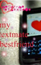 my textmate bestfriend by MsPiggyBack