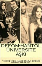 Elbar-Hantol Üniversite Aşkı by defom_ka