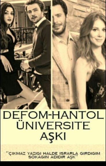 Elbar-Hantol Üniversite Aşkı