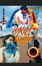 MANAN IN SKY HIGH by jamuna23