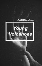 Young Volcanoes: Adopted by Patrick Stump by PATDTomboy