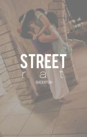 Street Rat 》Jackson Wang by -baekhyun-