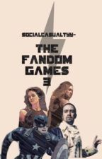 The Fandom Games • 3 ✔️ by socialcasualtyy-