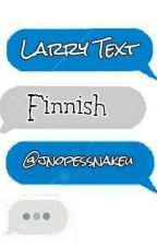 Larry Text ✔ by nigeltookachonce