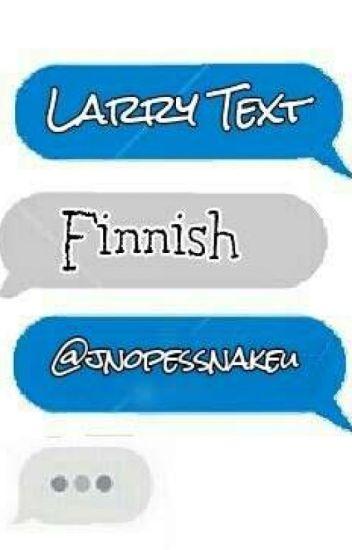 Larry Text ✔