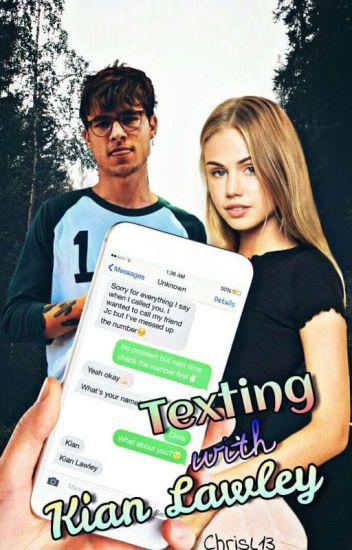 Texting with Kian Lawley