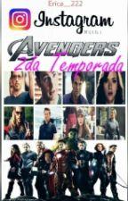 Instagram Vengadores (2da temporada) (TERMINADA) by Erica__222