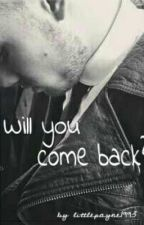 Will you come Back? (Liam FF) by fairytail204