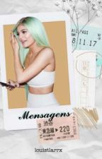 Mensagens × Justin Bieber & Kylie Jenner by caniffisblue