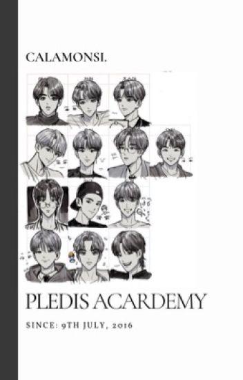[longfic] SEVENTEEN| học viện pledis (finished)