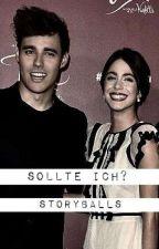 Sollte ich?//~Leonetta  by storyballs