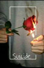 Suicide. || Kim Taehyung|°Vkook?✔ by MyRandomSpaceWorld
