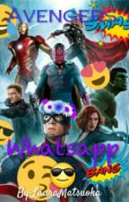 Avengers-Whatsapp 😎 by LauraMatsuoka