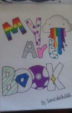 MY ART BOOK by sonicdash666