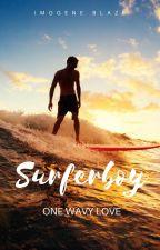 Surferboy - One Wavy Love by ImogeneBlaze