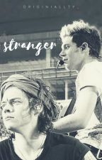 Stranger •narry au• by n4rrie