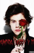 """""""vampira""""( harry y tu ) by kamiilaaa"""