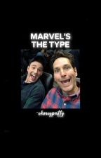► Marvel's The Type by Balxnttina