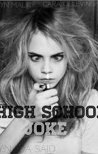 HIGH SCHOOL JOKE~Z.M by NadaSaid755