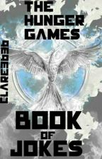 Hunger Games - Book Of Jokes by Clare3636