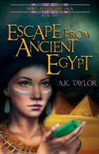 Escape from Ancient Egypt by spottedeagle9780