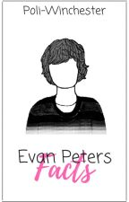 Evan Peters // Facts by Poli-Winchester