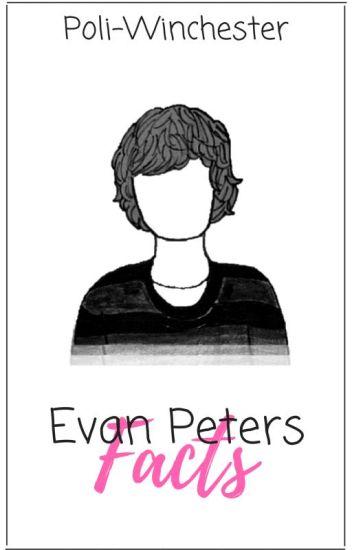 Evan Peters // Facts
