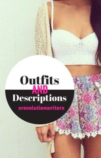 Outfits and Description Book