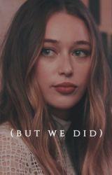 BUT WE DID [CHRIS EVANS] by luminite