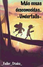 Mas cosas desconocidas!? (Undertale y Gravity Falls crossover) by _Chara_The_Dreamer_