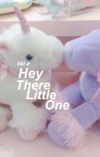 Hey there little one <Larry> #Wattys2016 by bottombabylou
