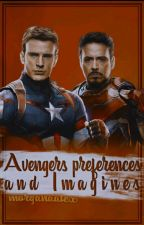 Avengers Preferences And Imagines by morganaalex