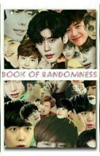 Book Of Randomness by MikuLi