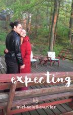 Expecting || Janthony by michaelathewriter