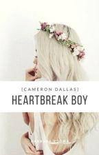 heartbreak boy [cameron dallas] MAGYAR by BarbaraKozma