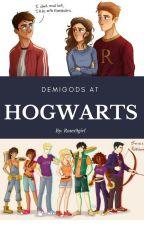 Demigods at Hogwarts! by roses9girl