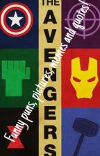 Marvel funny puns, pictures, memes and quotes! by CatherineNewitt