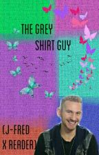 The Grey Shirt Guy  by gladeofyoutube