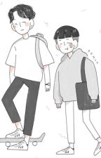 sesoo; my little brother. | by hyunbyunnie