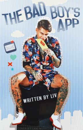 The Bad Boy's App by Livology