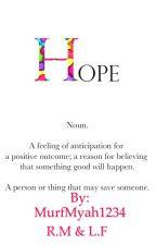 HOPE by myahgreen12