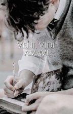 Veni, Vidi, Amavi ❖ Drarry by suckmyrichardx