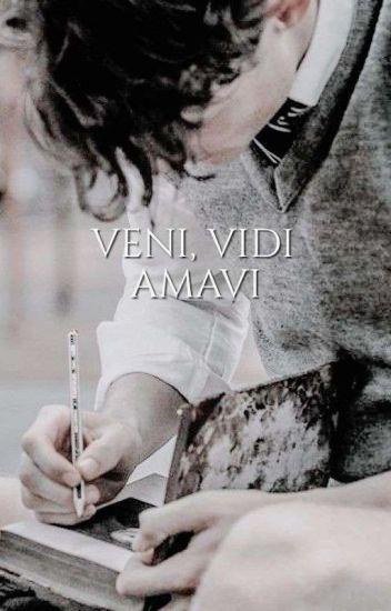 Veni, Vidi, Amavi ❖ Drarry
