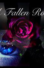 A Fallen Rose by ZeeSterr