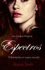 SAGA: Las Crónicas Mágicas #2 - Espectros by SophieAly